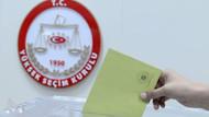 Son dakika: YSK'dan seçim kriterleri açıklaması