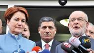 İyi Parti-Saadet-DP ittifakının oyları, CHP'yi geçiyor