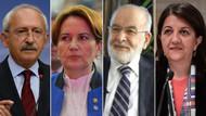 Muhalefet partileri hangi seçenekleri tartışıyor?