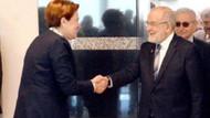 Kritik Akşener - Karamollaoğlu görüşmesinin ardından ilk açıklamalar