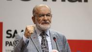 Saadet Partisi'nde oklar Karamollaoğlu'nu gösteriyor