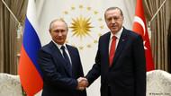 Erdoğan'dan Rusça paylaşımlar