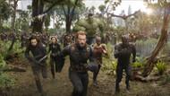 Avengers: Sonsuzluk Savaşı gişede rekor kırdı