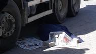 18 yaşındaki gencin feci ölümü: Beton mikseri çarptı