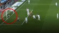 Fenerbahçe'nin golünde top çizgiyi geçti mi?