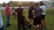 U17 maçında bıçaklı, sopalı kavga: 2'si futbolcu, 3 yaralı