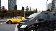Taksiciler UBER dertlerini Erdoğan'a anlattı
