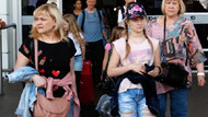 Antalya'ya rekor sayıda turist!