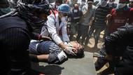 Birleşmiş Milletler'den İsrail'e mermi tepkisi