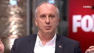 Muharrem İnce: AKP dönemindeki ihalelerin tamamını gözden geçireceğim