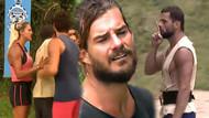 Survivor'da büyük kavga! Hilmicem ve Mustafa birbirine girdi