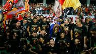 Siyasilerden Galatasaray'a tebrik mesajları