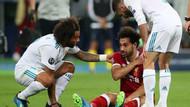 Muhammed Salah'ı sakatlayan Sergio Ramos: Suçluluk duymuyorum