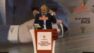 Muharrem İnce, Erdoğan'ı Pinokyo'ya benzetti