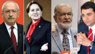 CNN Türk, NTV ve TRT muhalefet partilerine ne kadar süre ayırdı?
