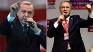 Recep Tayyip Erdoğan'dan Muharrem İnce'ye tazminat davası