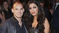 Eski Galatasaray'lı yıldız Wesley Sneijder'den yasak aşk iddialarına yanıt