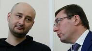 Rus suikasti başarısız: Öldürüldüğü açıklanan gazeteci ölmemiş!