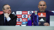 Real Madrid'de sürpriz son: Zinedine Zidane istifa etti!