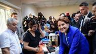 Meral Akşener 4 saatte 100 bin imzayı geçti