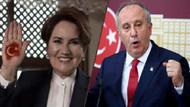 Gezici anketi: Akşener İnce'yi, İYİ Parti de CHP'yi geçiyor