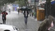 Meteoroloji'den uyarı! 17 şehirde sağanak yağış
