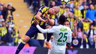 Fenerbahçe 90'da dirildi! 3 gol, 2 kırmızı kart