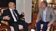 CHP'li İnce, Saadet Partili Karamollaoğlu'nu ziyaret etti