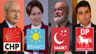 CHP-İyi Parti-Saadet ve DP'nin ittifakına itiraz: Millet adı kullanılamaz!