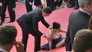 Talihsiz başlangıç! Cannes Film Festivali kırmızı halısından kareler!