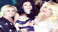 Anne adayı Zahide Yetiş'ten baby shower partisi