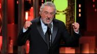 Robert De Niro'dan Donald Trump'a şoke eden küfür!