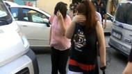 Taksim'de fuhuş ve narkotik operasyonu: 9 gözaltı