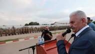 Başbakan Yıldırım'dan Mehmetçik'e bayram ziyareti
