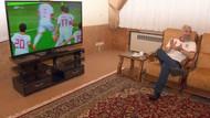 Hasan Ruhani'nin Dünya Kupası eğlencesi olay oldu
