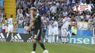 Arjantin'e ilk maçta büyük şok! Arjantin: 1 - İzlanda: 1