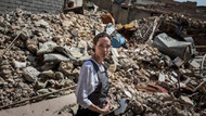 BM İyi Niyet Elçisi Angelina Jolie, Kuzey Irak'ta