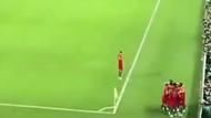 Portekiz'in gol sevincinde dikkat çeken kural detayı!