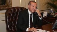 Cumhurbaşkanı Erdoğan telefonla oy istedi