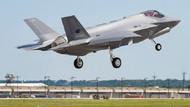 Türkiye'nin ABD'den alacağı F-35'lerin uçuş anı görüntülendi