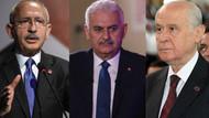 CHP lideri Kemal Kılıçdaroğlu reytingde fark attı!