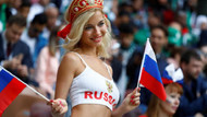 Güzelliğiyle Dünya Kupası'na damga vuran taraftar Natalya Nemchinova +18 film yıldızı çıktı