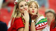 Rus medyası, Dünya Kupası'ndaki koca avcısı kadınları yazdı