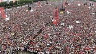 Muharrem İnce'nin mitingi Estonyalı muhabiri şok etti: Estonya nüfusu kadar insan...