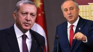 CHP AA'yı yalanladı, Erdoğan ve İnce'nin oylarını açıkladı