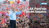 AK Parti'nin seçim karnesi