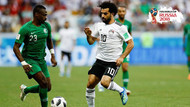 Muhammed Salah'lı Mısır Dünya Kupası'nda puan alamadı