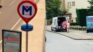 Gebze'de seçim öncesi yerleştirilen metro tabelasının söküldüğü iddia edildi