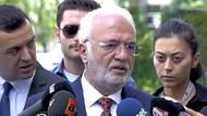 Mustafa Elitaş: Erdoğan, OHAL'in tekrar uzatılmasını istemeyecek