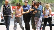 Alanya'nın sosyete soyguncusu kadınları polise yakalandı